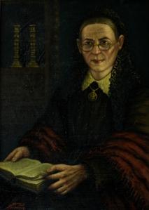 13  Portrait of Rebbetzin-copyright