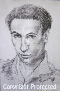Artist's self portrait, 1940