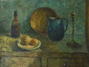 No. 9  Still Life -copyright